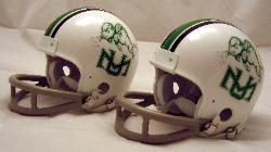 We Are Marshall Mini Helmets - Click Image to Enlarge